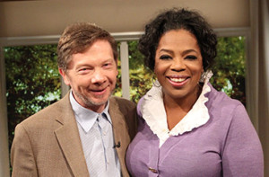 who is eckhart tolle?