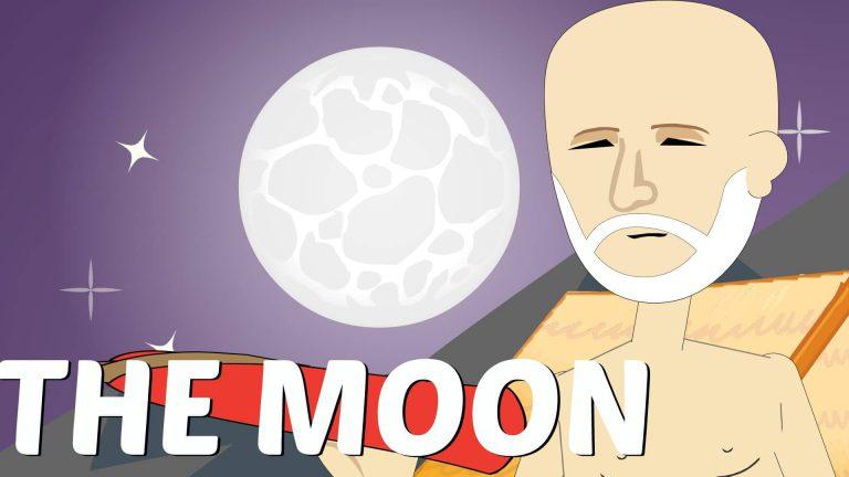 The Moon (Wise Shorts Ep. #2) - SelfHelpRobot