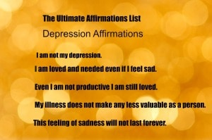 The Ultimate List Of Affirmations